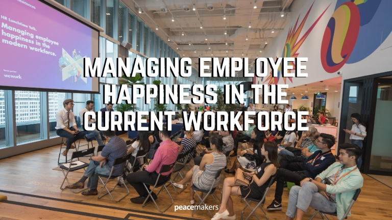 Managing Employee Happiness