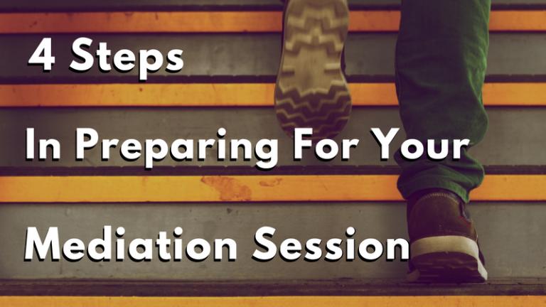 4 Preparation Steps