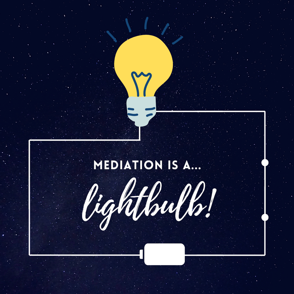 Mediation Metaphor 14: Lightbulb