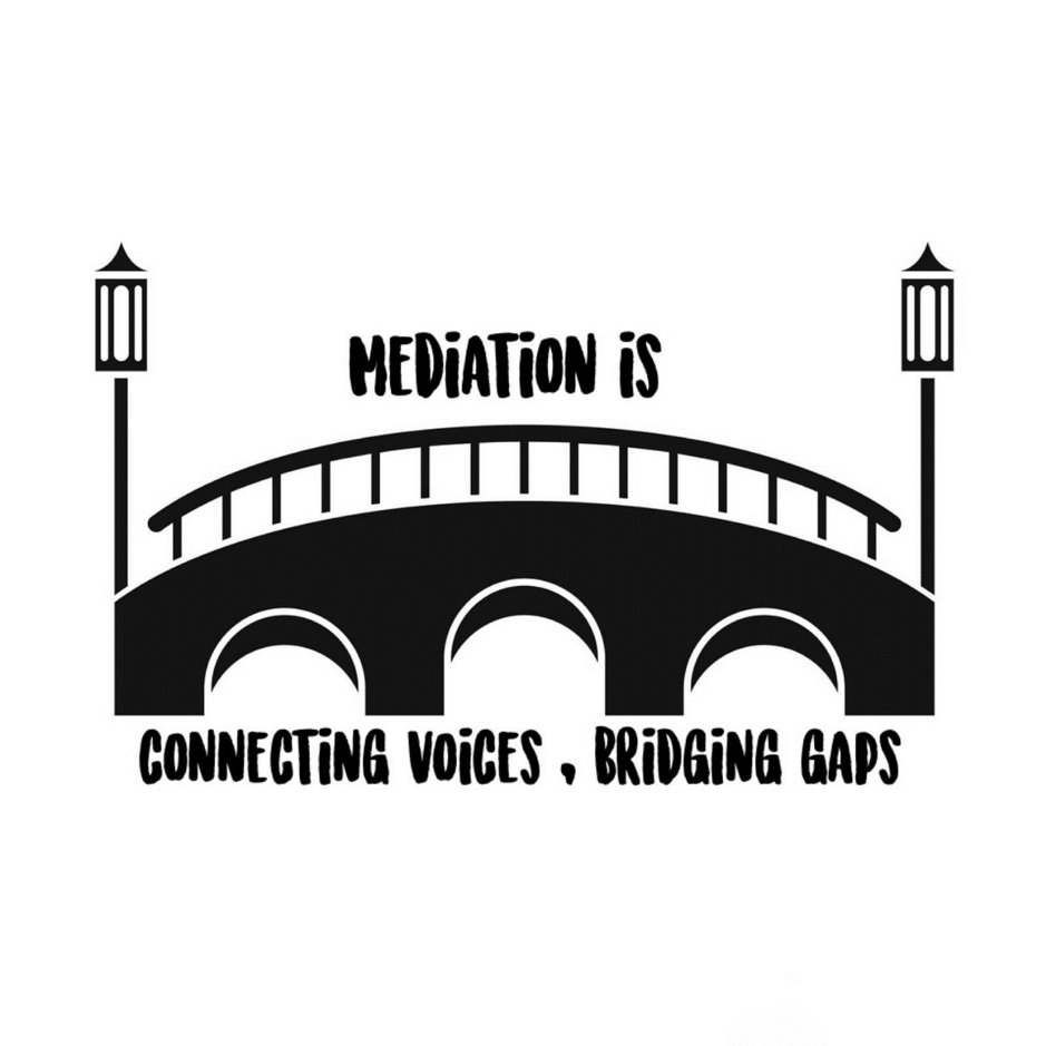 Mediation Metaphor 2: Mediation is connecting voices, bridging gaps