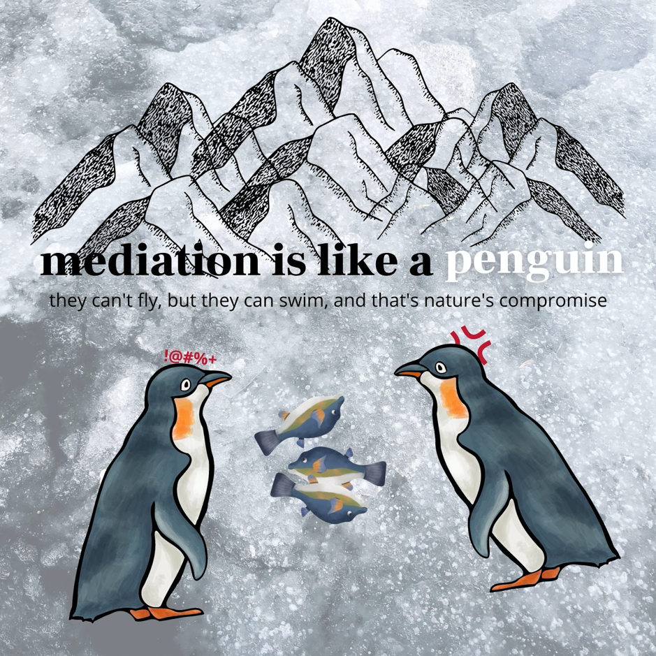 Mediation Metaphor 8: Penguin