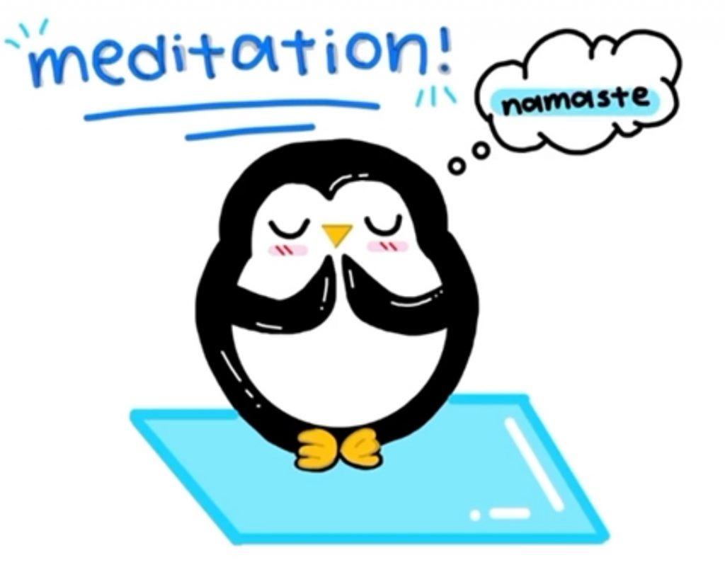 mediation metaphor penguin