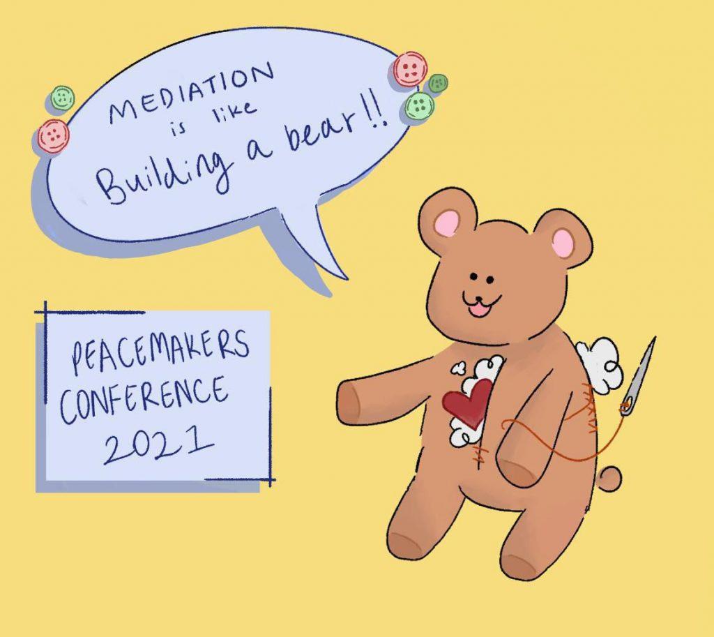 Mediation Metaphor Bear