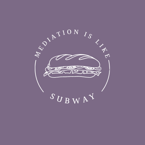 Mediation Metaphor Subway