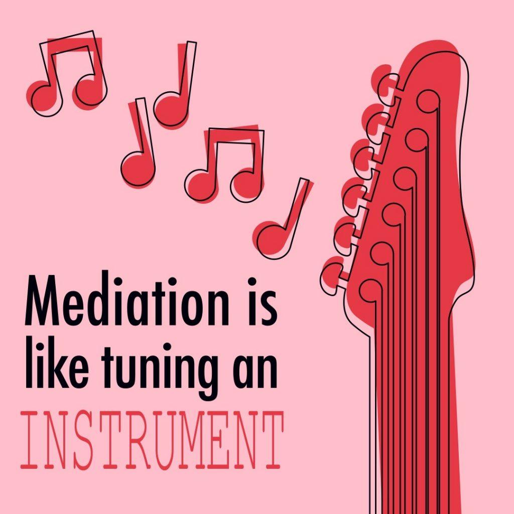 Mediation Metaphor Tuning Instrument